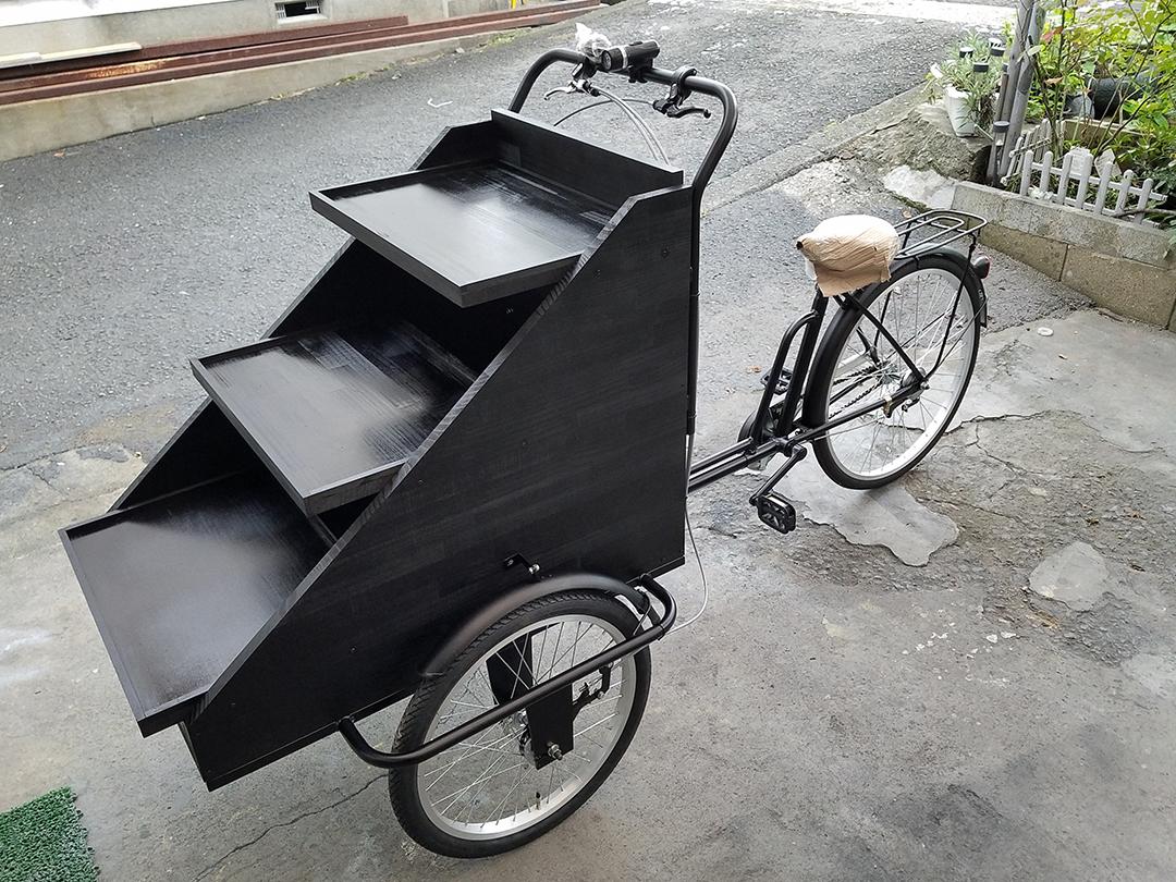 製品:カーゴバイク