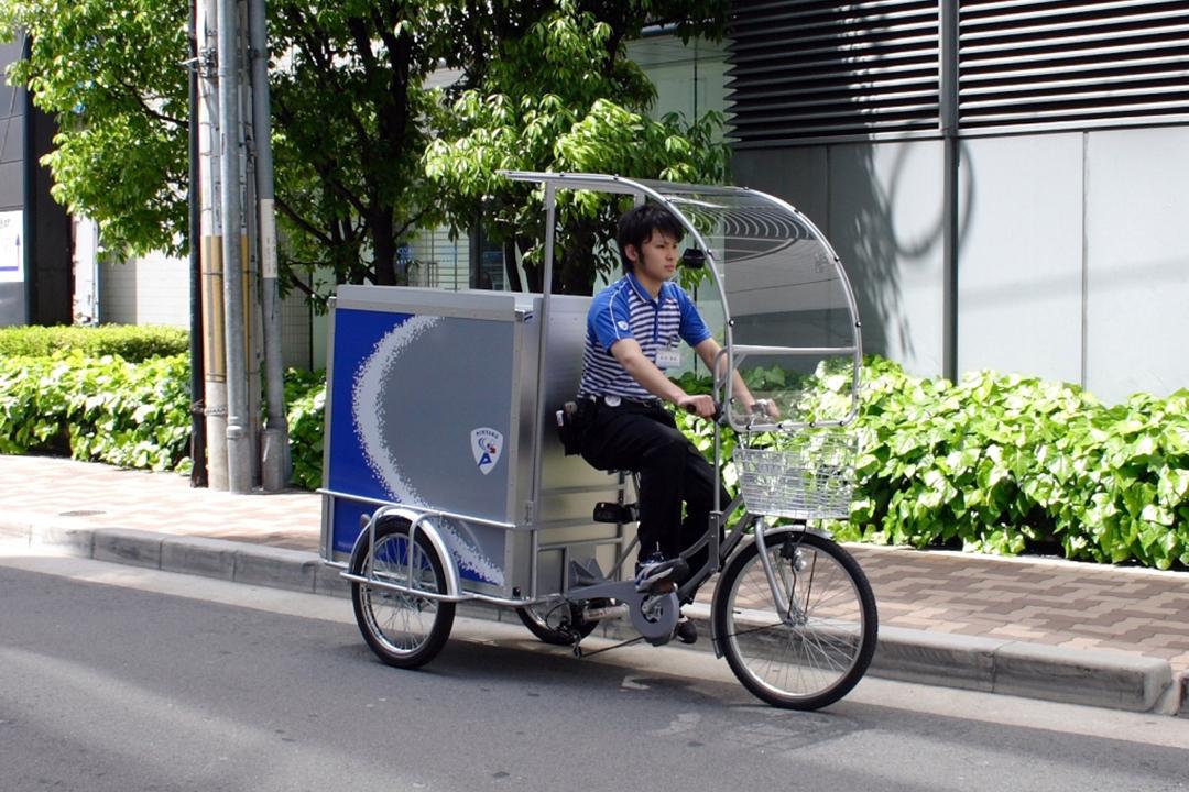 3輪自転車(フルオーダー仕様)